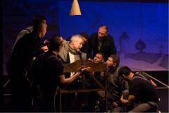 Il cavaliere di legno - Teatro dell' Argine - ph L. Paselli